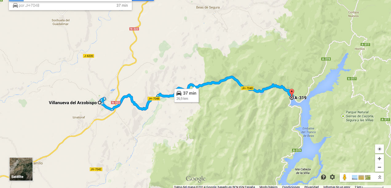 Ruta En Moto Sierra De Las Villas