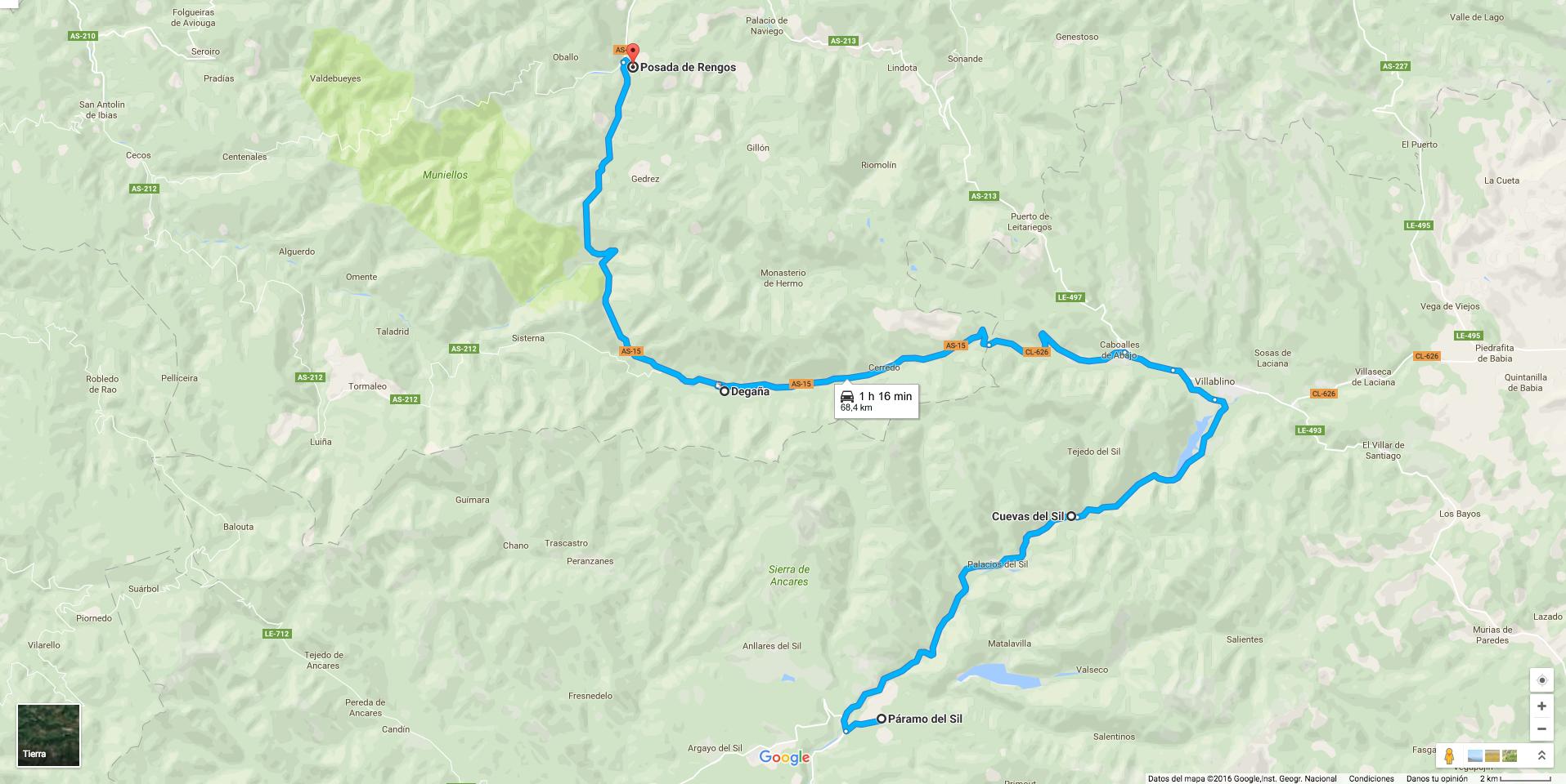 Ruta En Moto Por La Sierra De Ancares